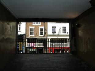 Chester Rows-Upper Bridge Street